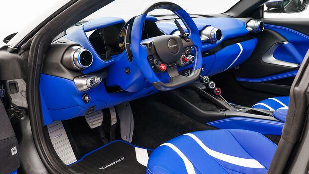 03/2021, Mansory Stallone GTS auf Basis Ferrari 812 GTS