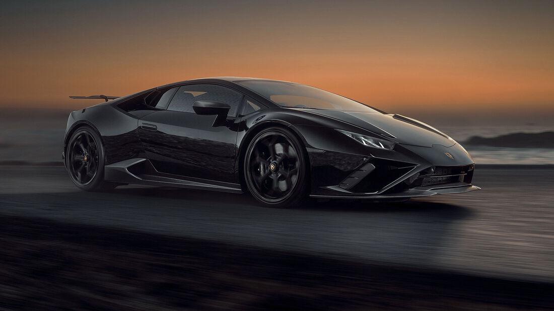 03/2021, Novitec Lamborghini Huracán Evo RWD