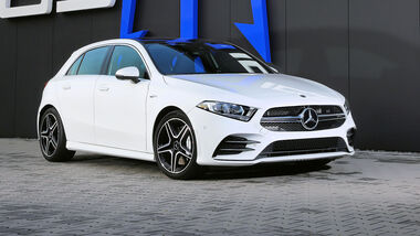 03/2021, Posaidon A 35 RS 400 auf Basis Mercedes-AMG A 35