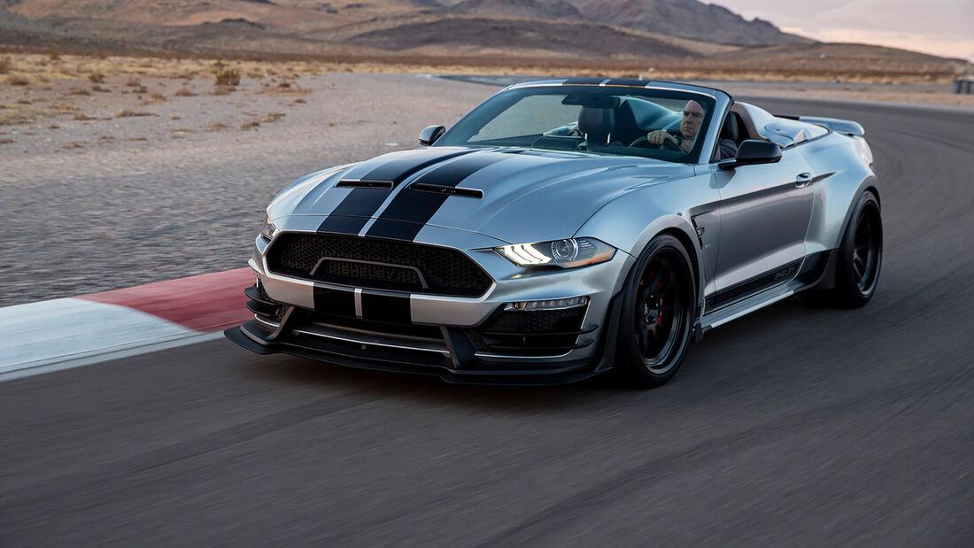 03/2021, Shelby Super Snake Speedster