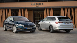 03/2021, Skoda Octavia Limousine und Combi