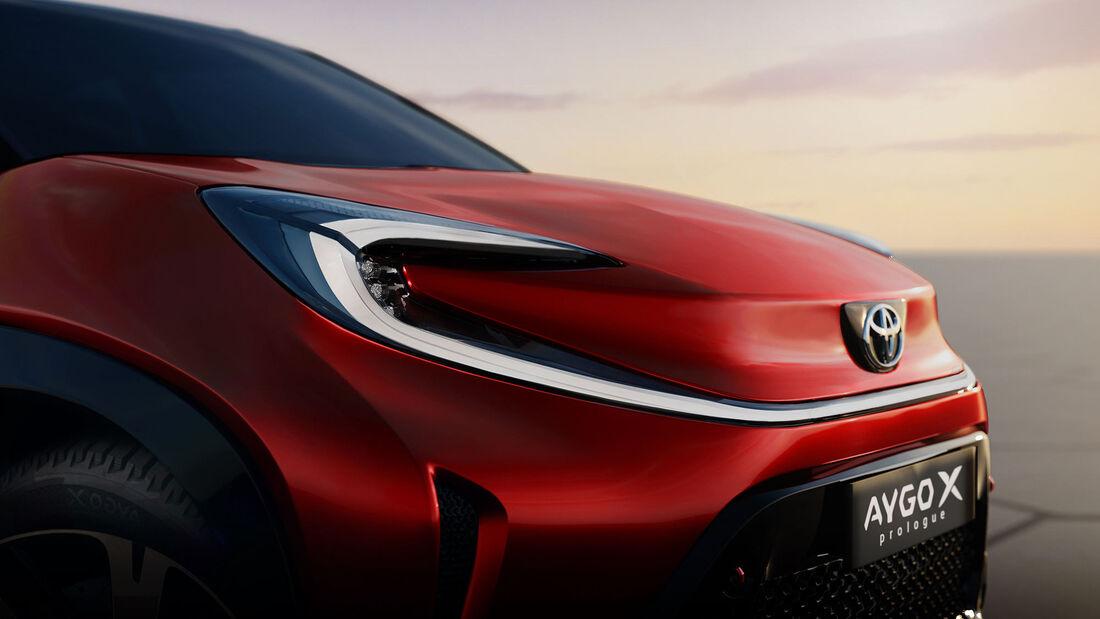 03/2021, Toyota Aygo X Prologue