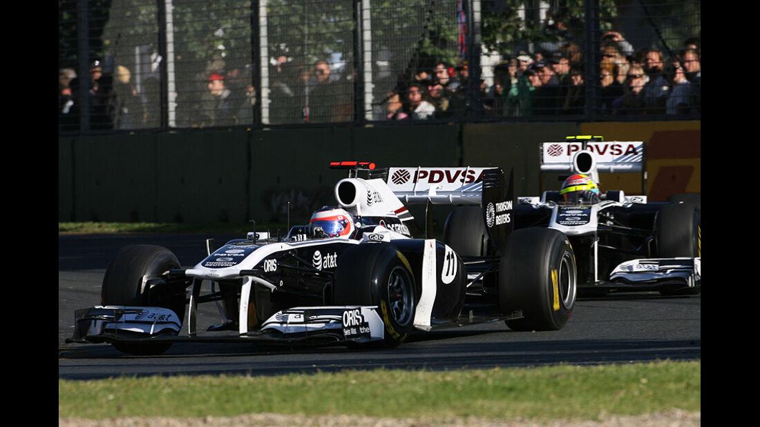 04/11 Formel 1, Williams