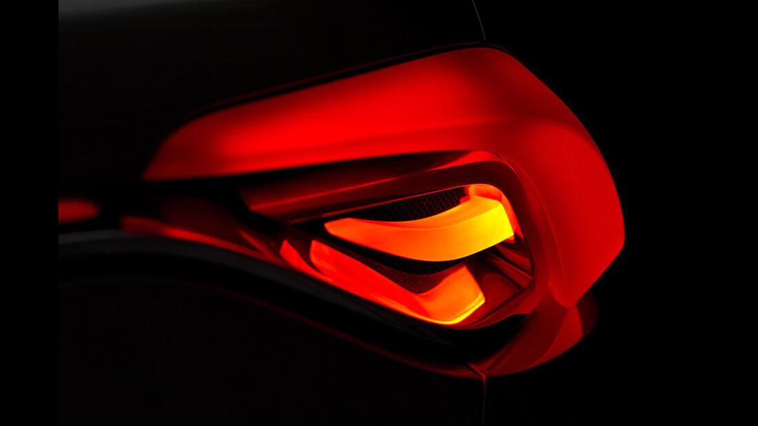 04/11 Volvo Concept Universe, Shanghai Auto Show, Rücklicht