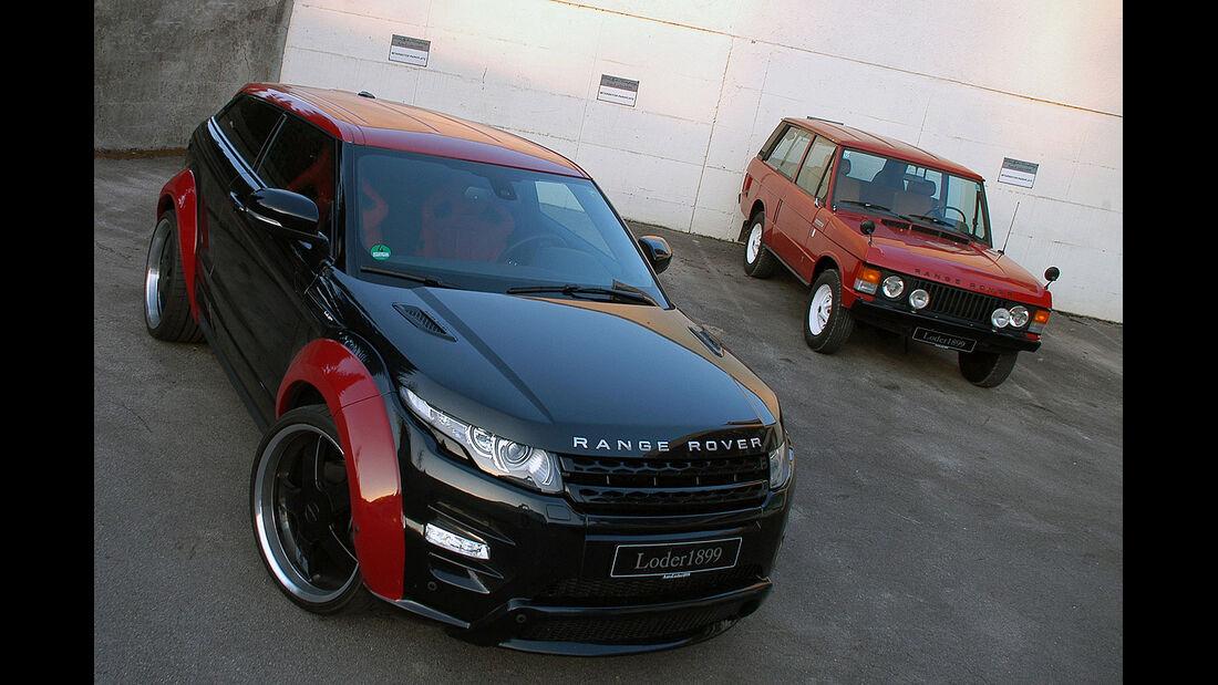 04/2012, 1899 Loder Range Rover Evoque Horus