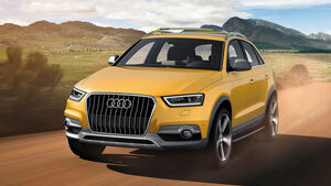 04/2012, Audi Q3 Jinglong Yufeng Concept Auto China