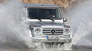 04/2012, Mercedes G-Klasse
