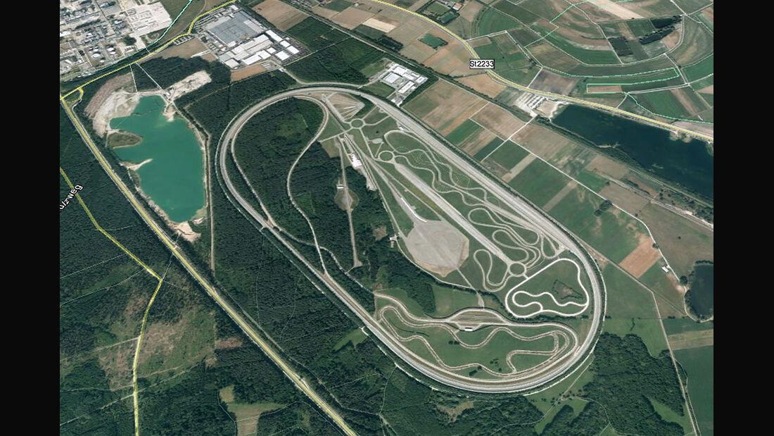 04/2012, Teststrecke, Audi Schwaig