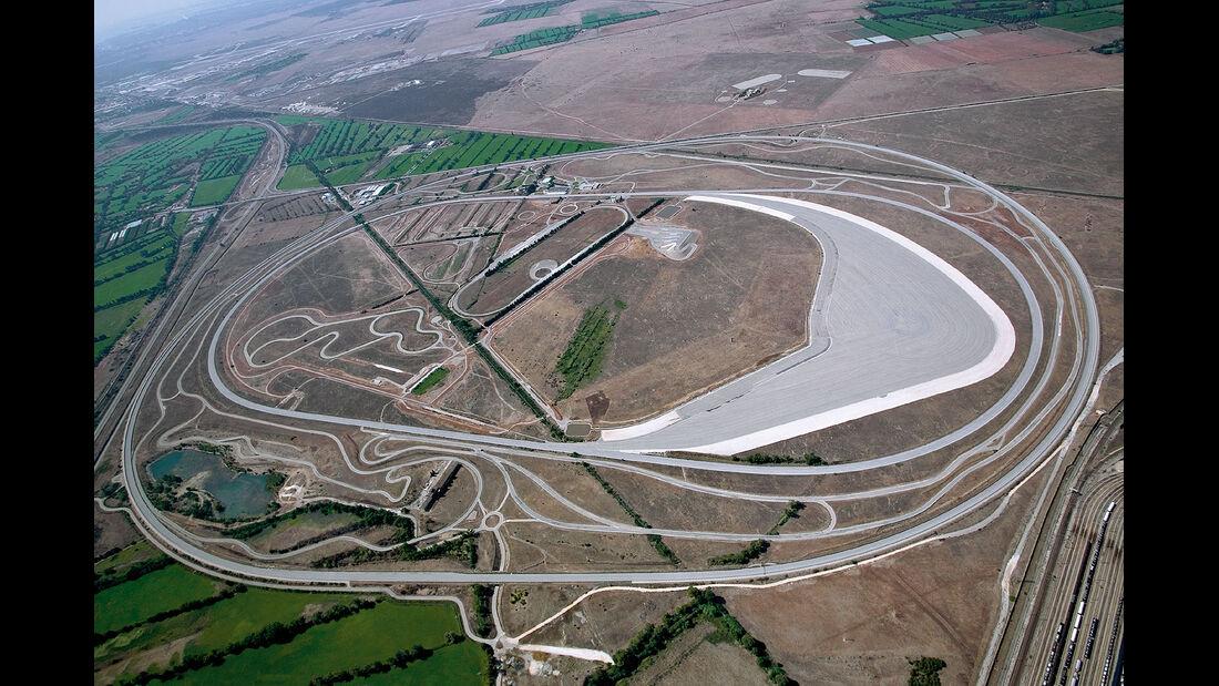 04/2012, Teststrecke, BMW Miramas Frankreich