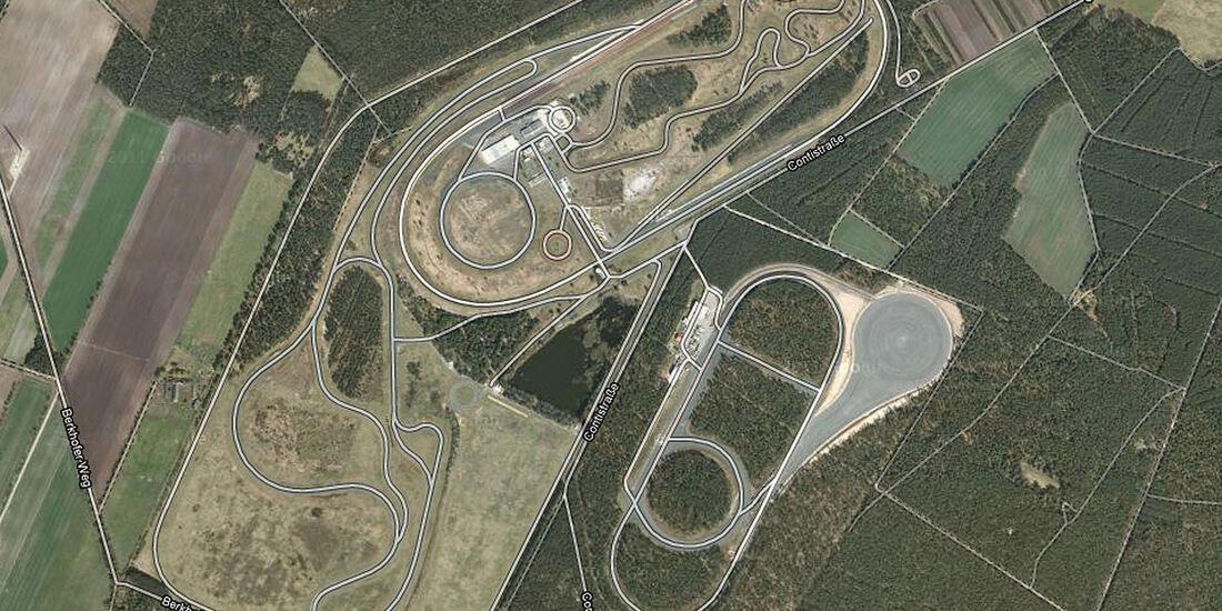 04/2012, Teststrecke, Contidrom