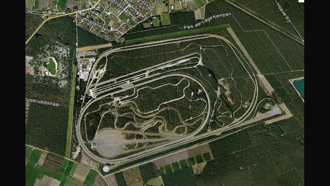 04/2012, Teststrecke, Ford Lommel Belgien