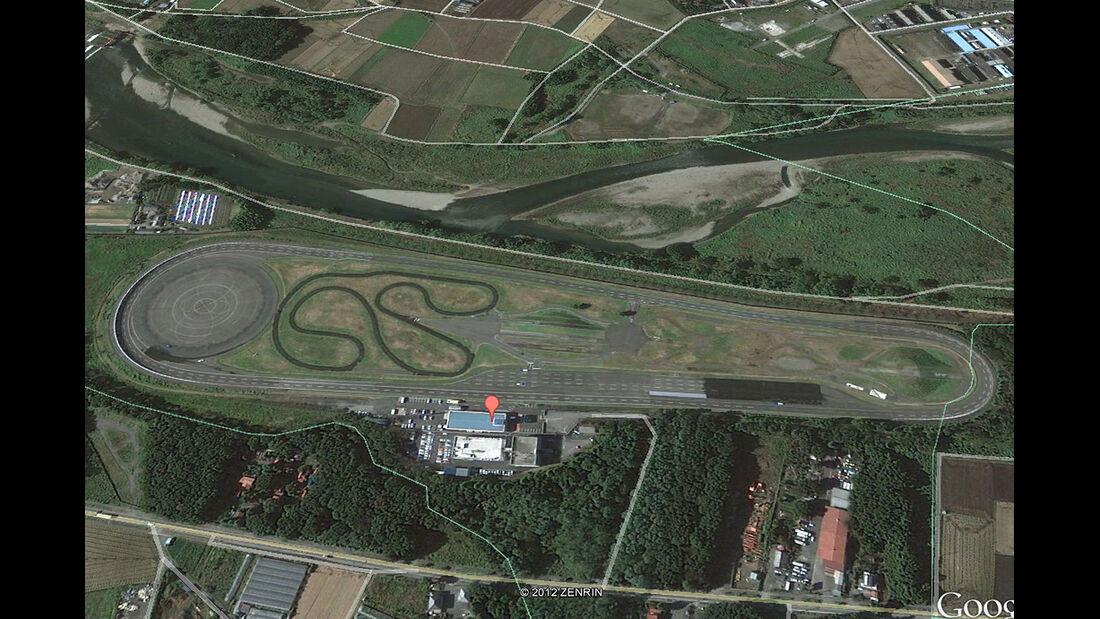 04/2012, Teststrecke, Honda Tochigi