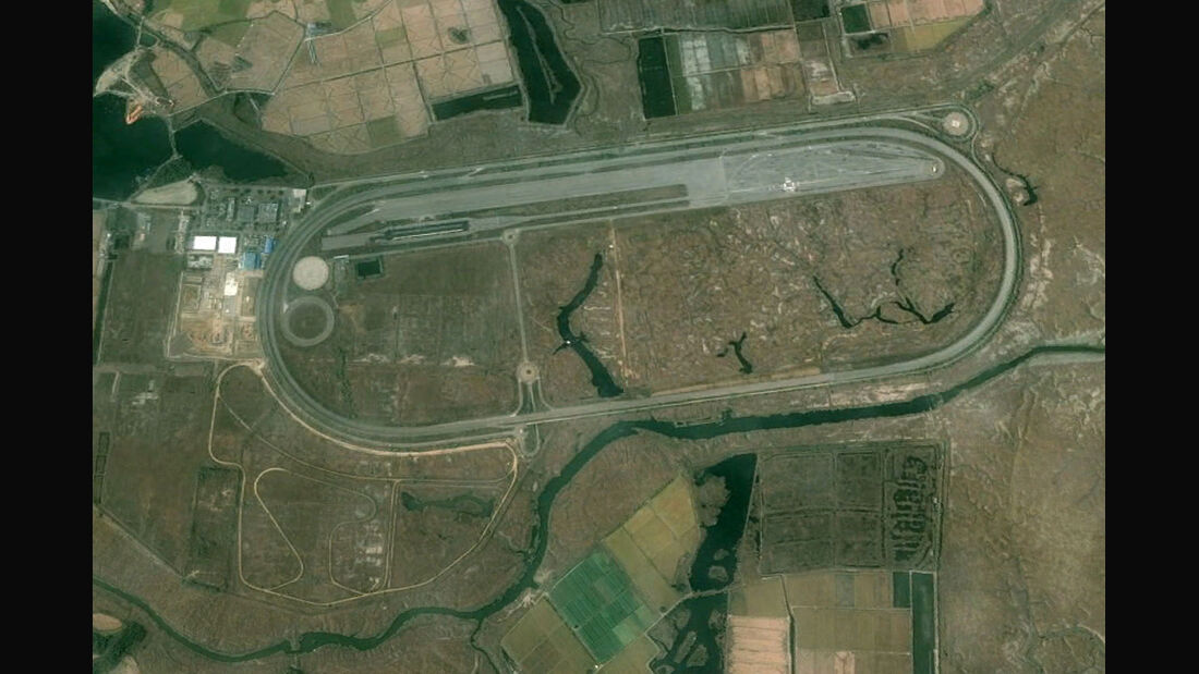 04/2012, Teststrecke, Hyundai Hwaseong Korea