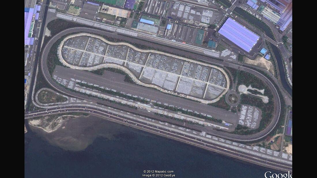 04/2012, Teststrecke, Hyundai Ulsan Korea