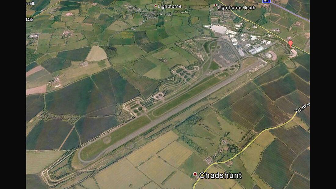 04/2012, Teststrecke, Jaguar Gaydon