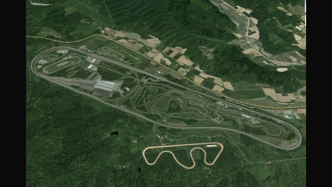04/2012, Teststrecke, Toyota Shibetsu City Japan
