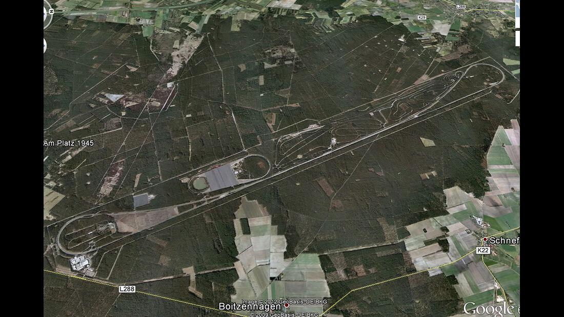 04/2012, Teststrecke, VW Ehra Lessien