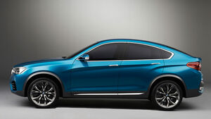 04/2013, BMW Concept X4 ams-Material