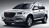 04/2014, China, Great Wall HAVAL Hover H5