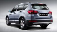 04/2014, China, Great Wall HAVAL Hover H6