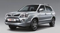 04/2014, China, Hyundai Tuscon