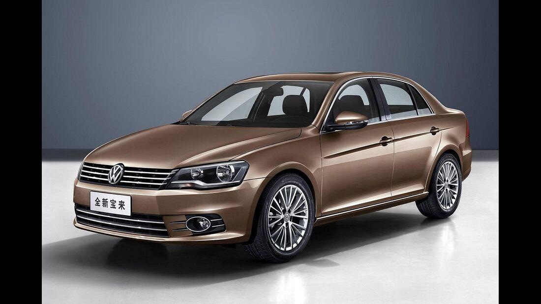 04/2014, China, VW Bora