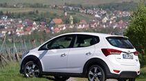 04/2014 Hyundai ix20 Crossline Sondermodell