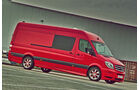 04/2014 Mercedes Sprinter Hartmann-Tuning
