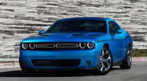 04/2014 New York Auto Show Dodge Challenger facelift