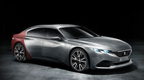 04/2014 Peugeot Exalt Concept Peking Sperrfrist 10.4.2014*
