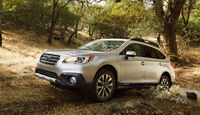 04/2014 Subaru Outback 2014 New York