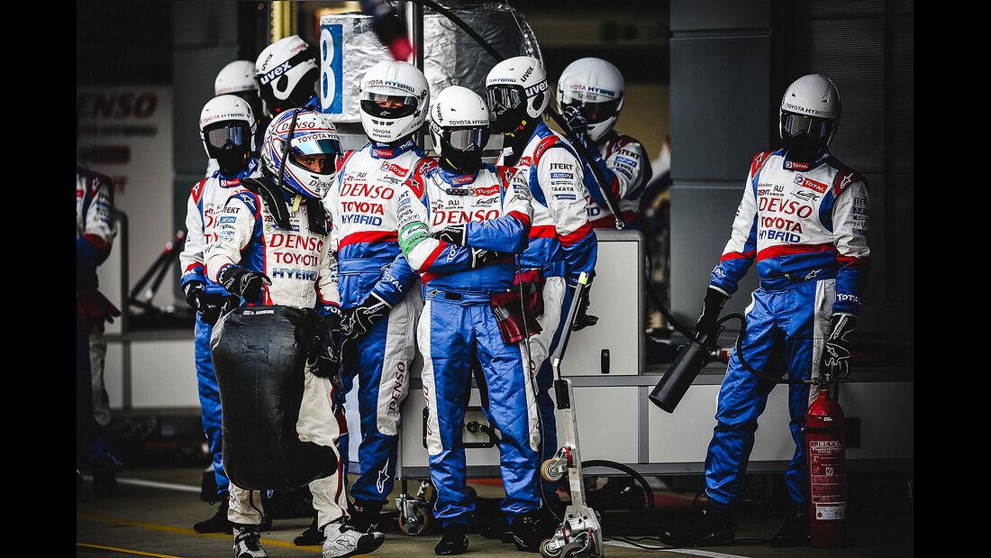 04/2014 WEC Silverstone 6 h Rennen