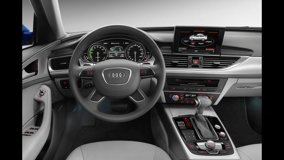 04/2015 Audi A6 L E-Tron China