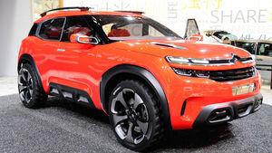 04/2015 Citroen Aircross Concept Shanghai