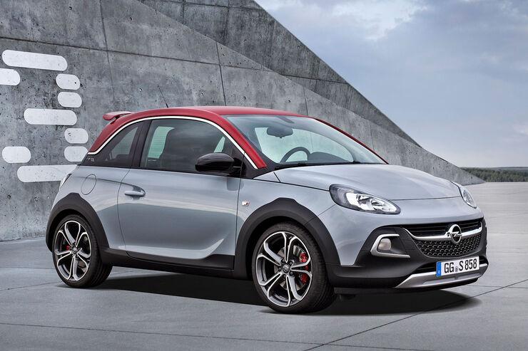 04/2015 Opel Adam Rocks S