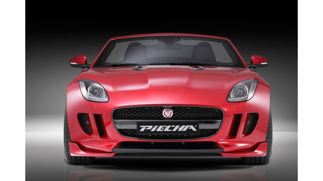 04/2015, Piecha Jaguar F-Type Roadster