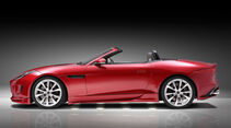 04/2015, Piecha Jaguar F-Type Roadster