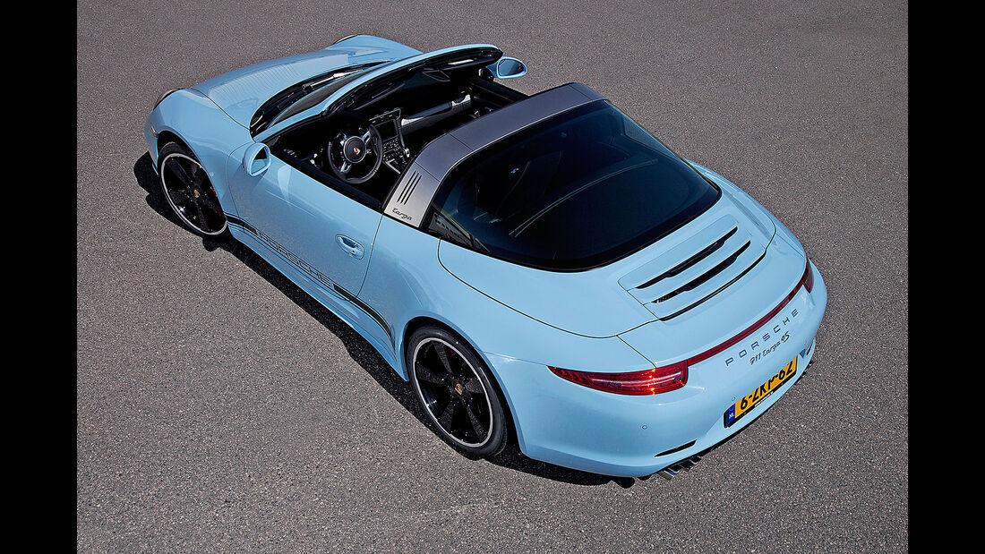 04/2015 Porsche 911 Targa 4S Exclusive Edition