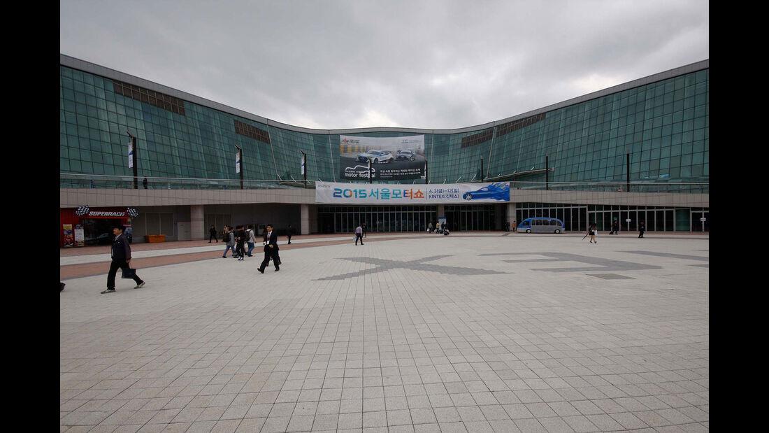 04/2015 Rundgang  Seoul Motor Show