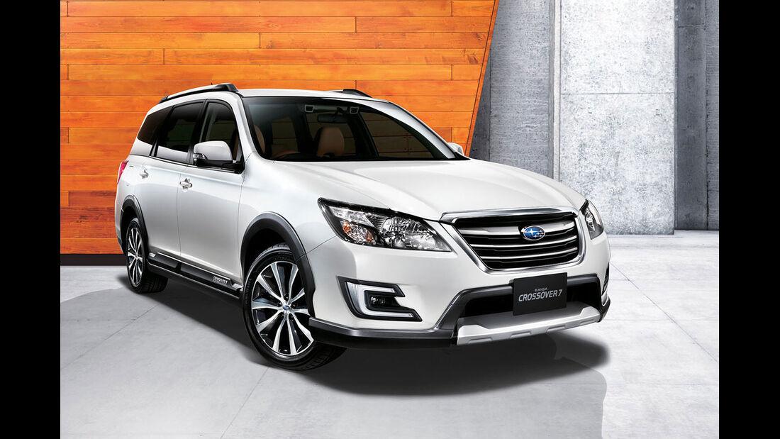 04/2015 Subaru Crossover 7 Japan