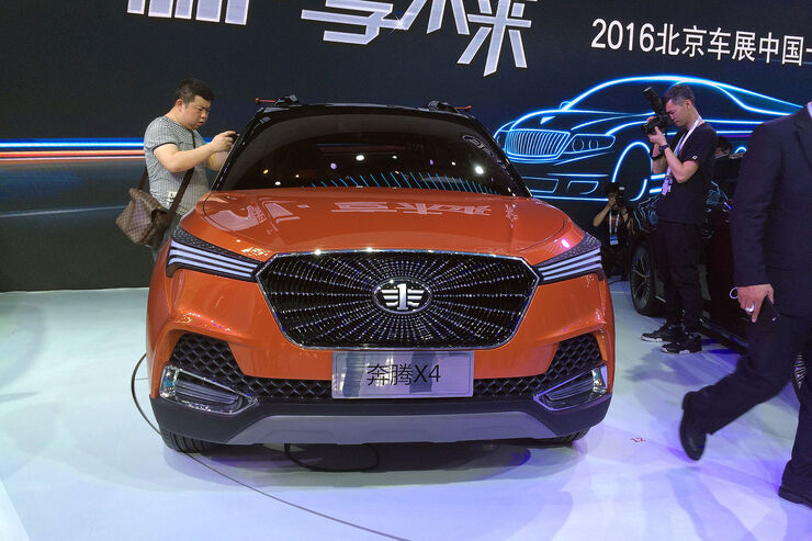 04/2016, Rundgang Auto China 2016 Jochen Knecht