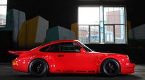04/2017 DP Motorsport Porsche 911 RS 3.5 Red Evolution