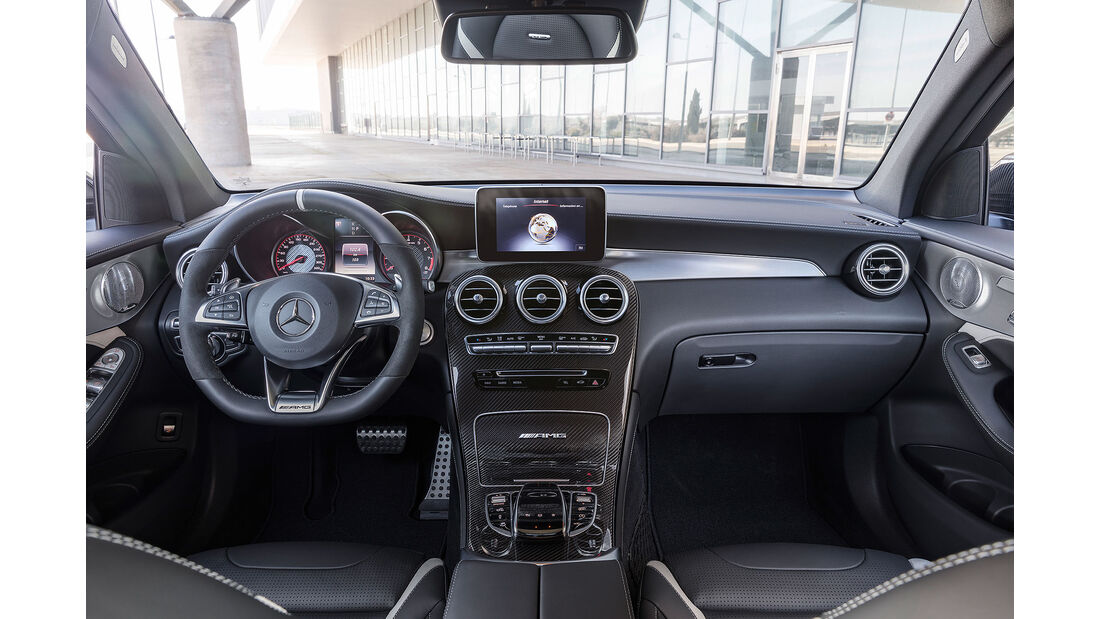 04/2017 Mercedes-AMG GLC 63 S 4Matic