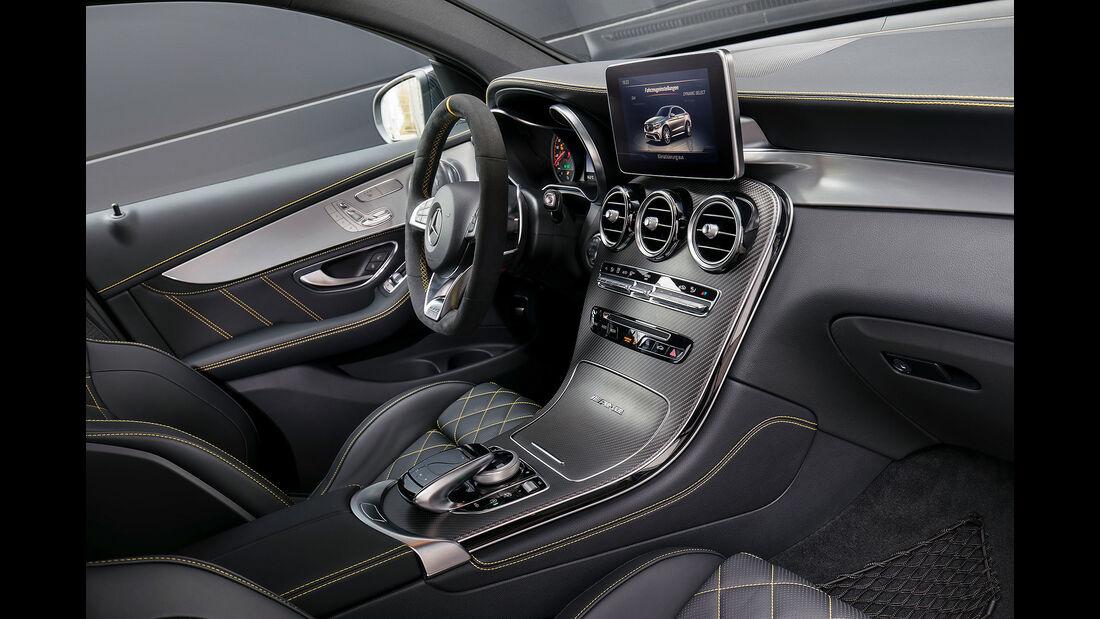 04/2017 Mercedes-AMG GLC 63 S 4Matic Coupé Edition 1.