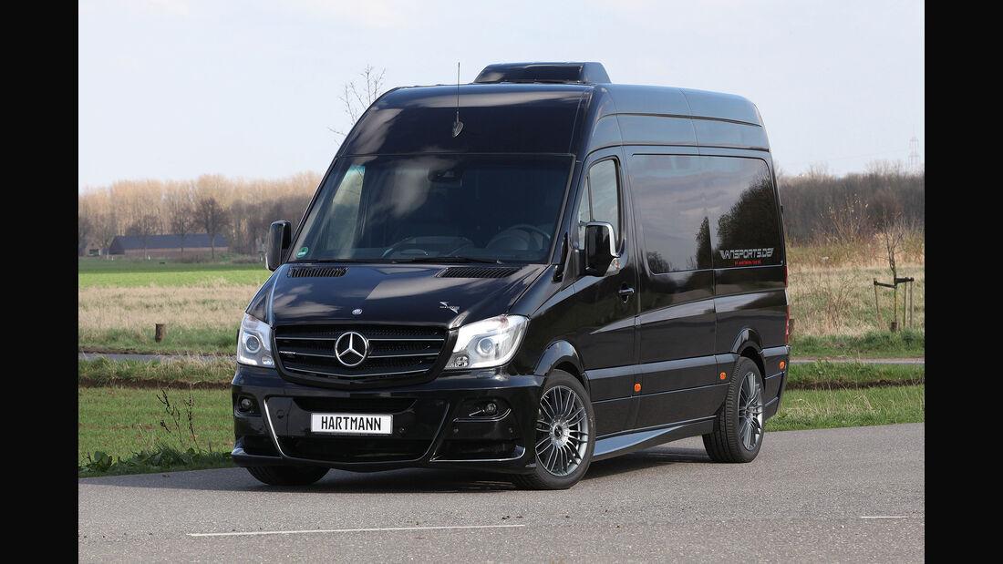 04/2017 Mercedes Sprinter Hartmann Vansports