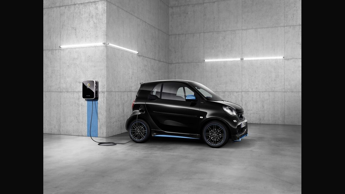 04/2018, Smart Fortwo ElectricDrive