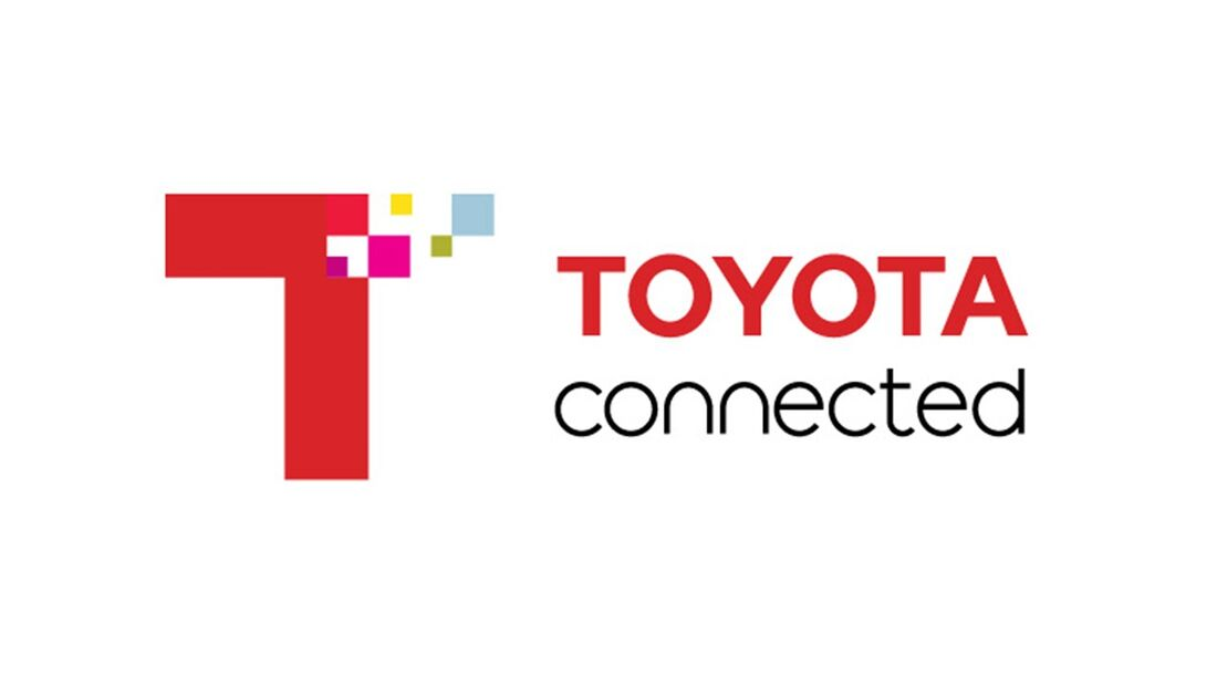 04/2018, Toyota Connected Logo