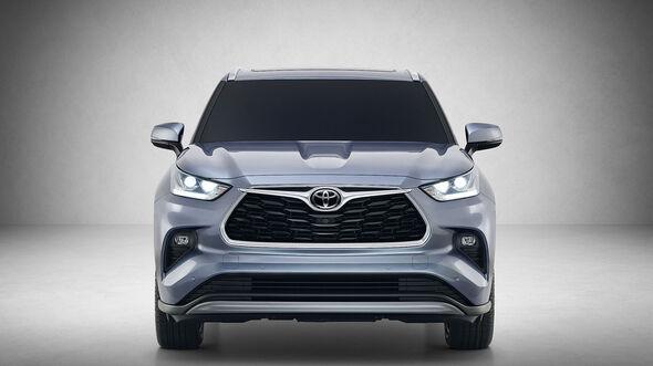 04/2019, 2020 Toyota Highlander