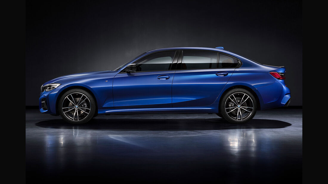 04/2019, BMW 3er Li Langversion China