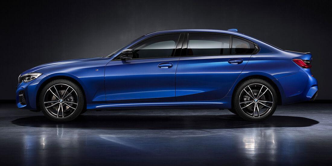 04/2019, BMW 3er Li Langversion China